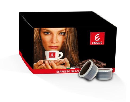 Immagine di 100 capsule Ewa cafè (compatibili Lavazza)