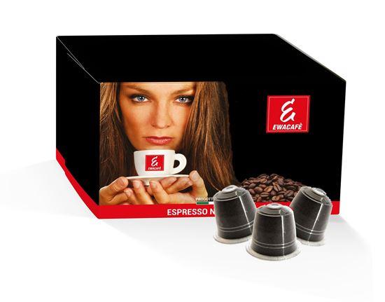 Immagine di 100 Capsule EwaCafè (compatibili Nespresso)