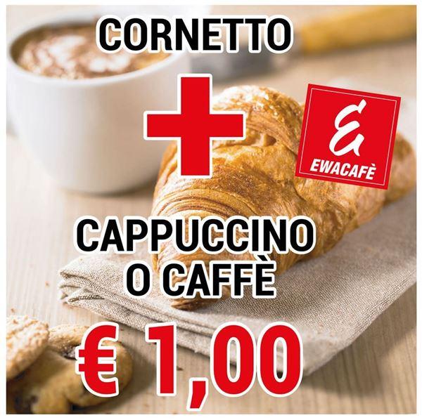 Image sur Croissant + Cafè au Lait
