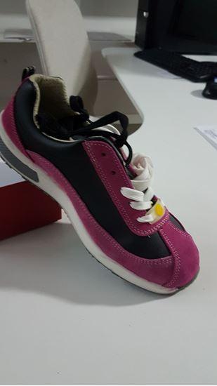 """Foto de calzado de protección y seguridad modelo """"dolly"""""""
